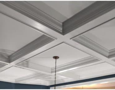 faux plafond caisson
