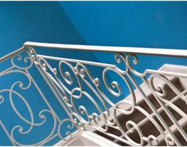Fer forgé escalier Tunisie