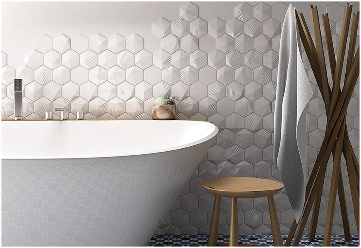Faïences salle de bain Tunisie